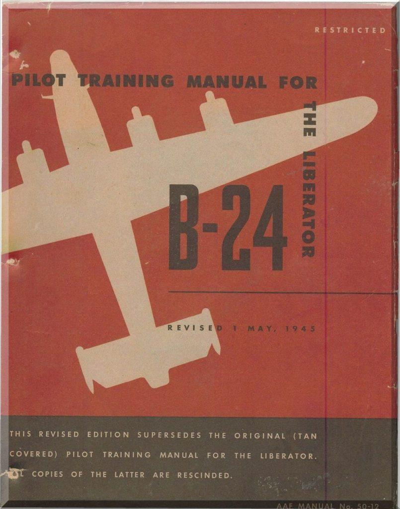 B-24 pilot manual
