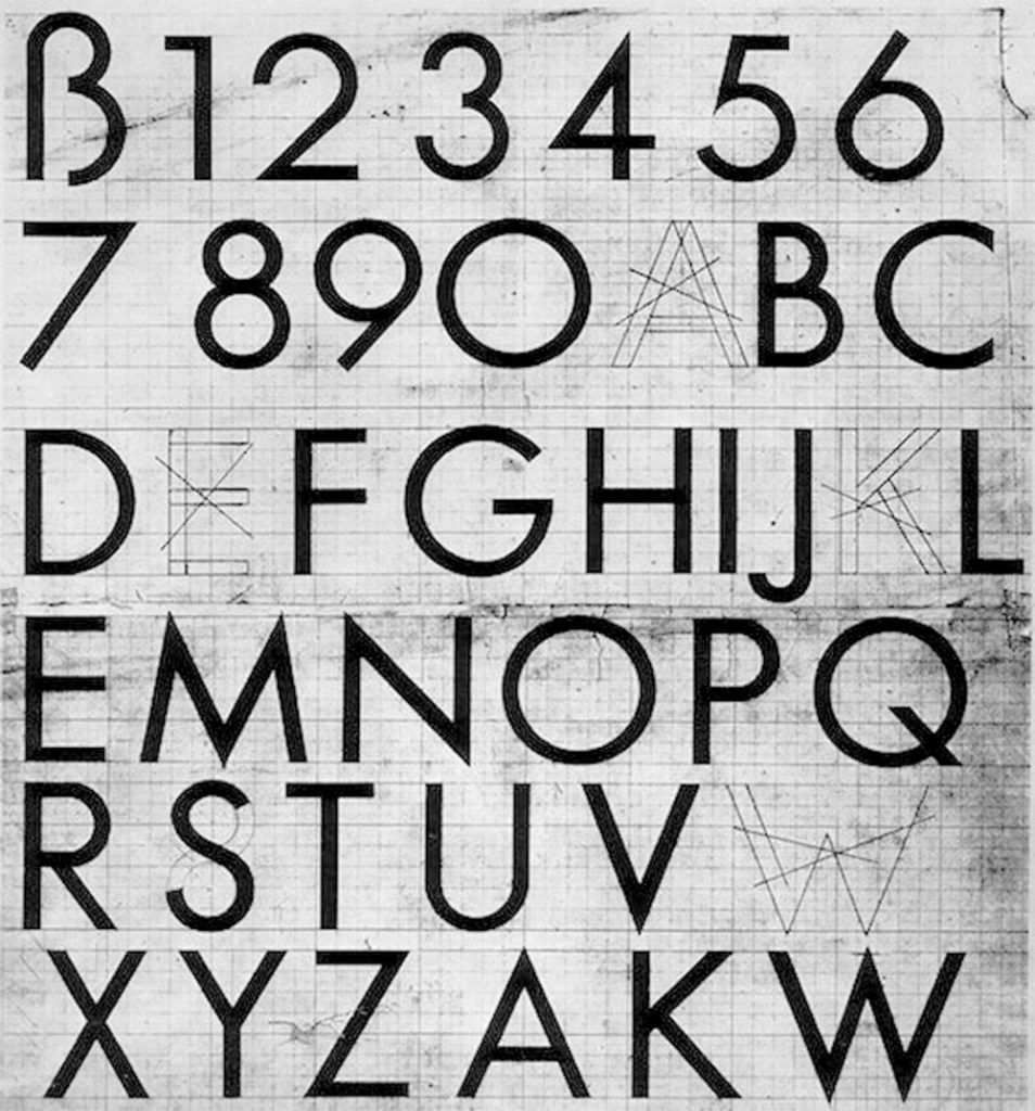 Futura type specimen