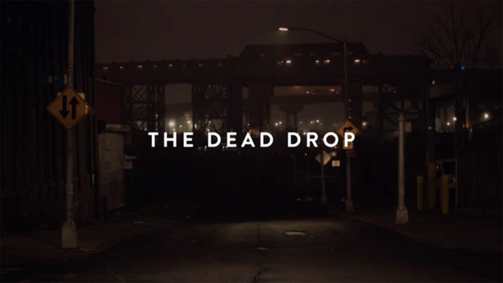 Dead Drop screenshot. Brandon Bold FTW.